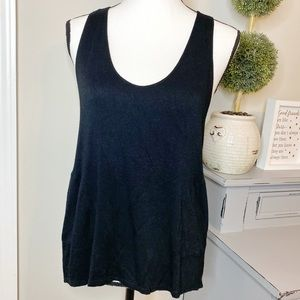Free People Movement Hooded Racerback Tank Top F10